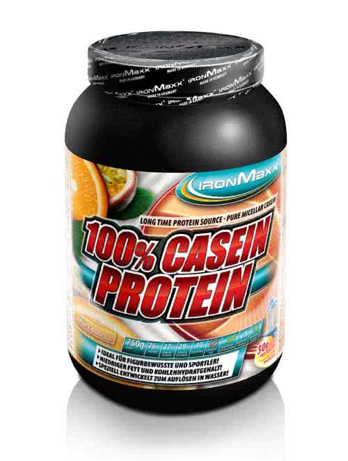 IronMaxx 100% Casein Protein 0,75 kg