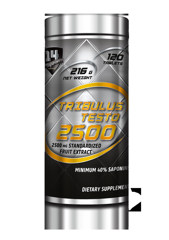 Superior 14 Tribulus Testo 2500 120 tbl.