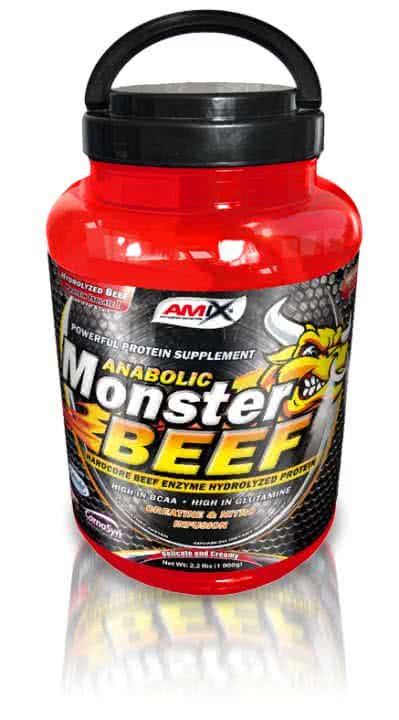 Amix Monster Beef Protein 1 kg
