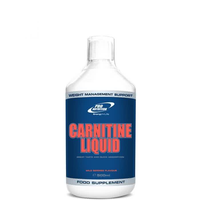 Pro Nutrition Carnitine Liquid 0,5 l.