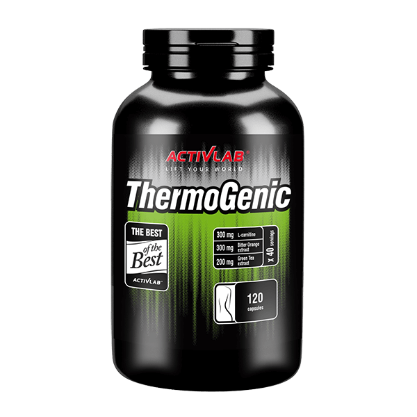 ActivLab ThermoGenic 120 kaps