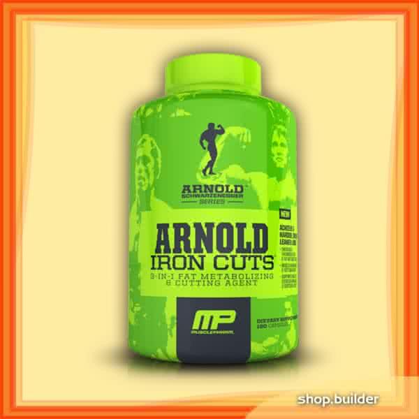 MusclePharm Arnold Schwarzenegger - Iron Cuts™ 120 kaps