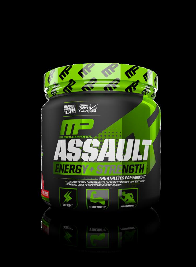 MusclePharm Assault 330 g