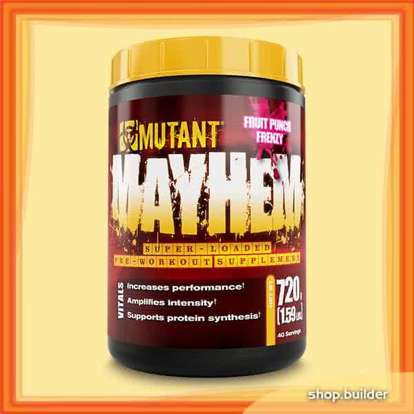 Mutant Mutant Mayhem 720 g