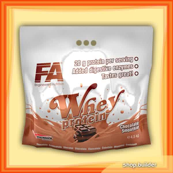 Fitness Authority Whey Protein 4,5 kg