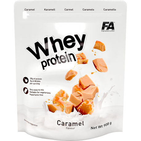 Fitness Authority Whey Protein 0,908 kg