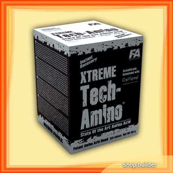 Fitness Authority XTreme Tech-Amino 325 tbl.
