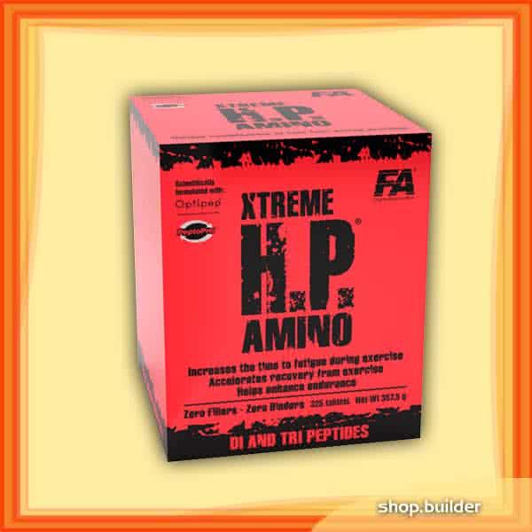 Fitness Authority XTreme H.P. Amino 325 kaps