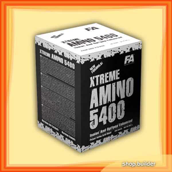 Fitness Authority XTreme Amino 5400 400 kaps