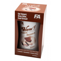 Fitness Authority Wow Protein Dessert (480 g)