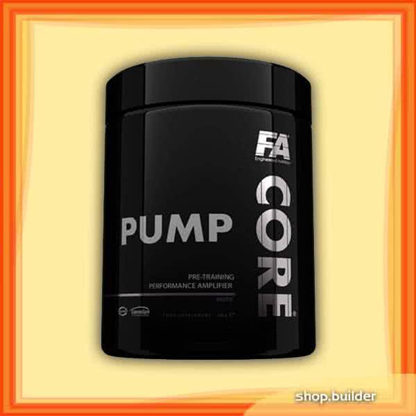 Fitness Authority Pump Core 500 g