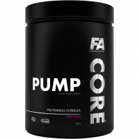 Fitness Authority Pump Core (500 g)