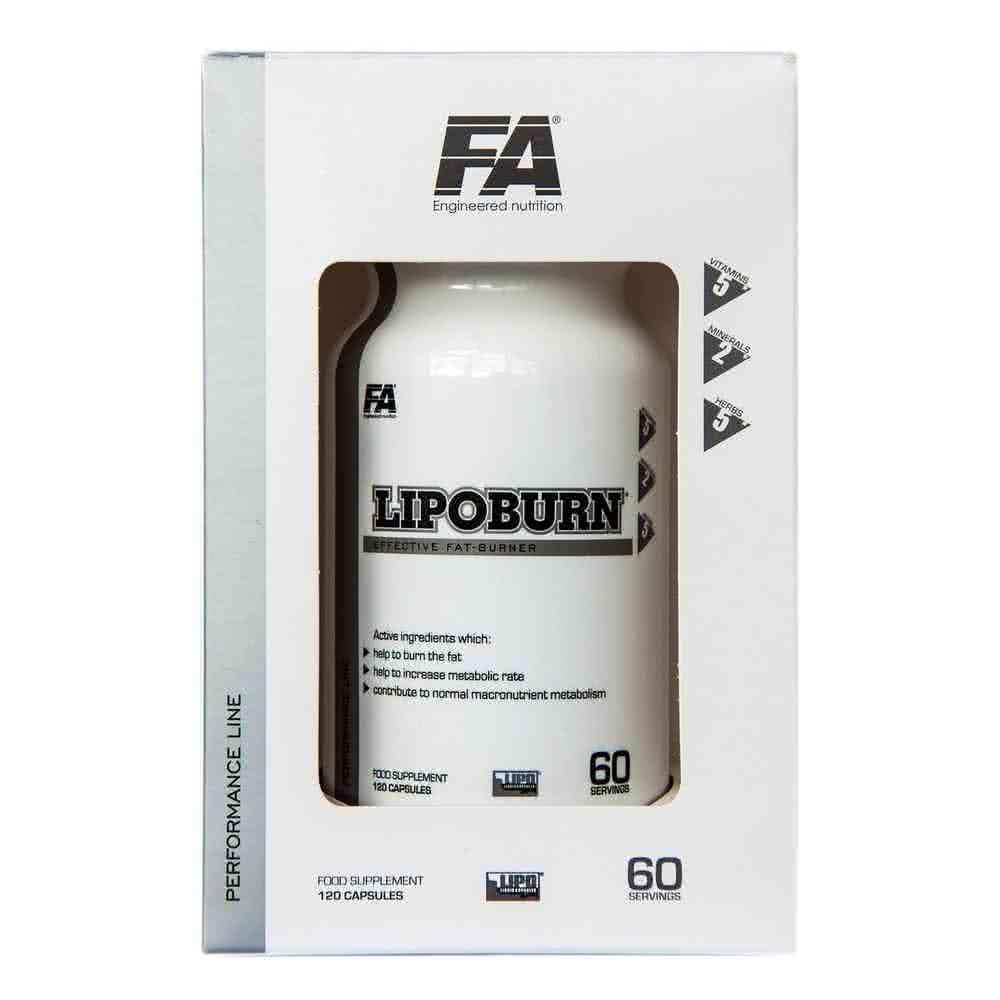 Fitness Authority Lipo Burn 60 tbl.