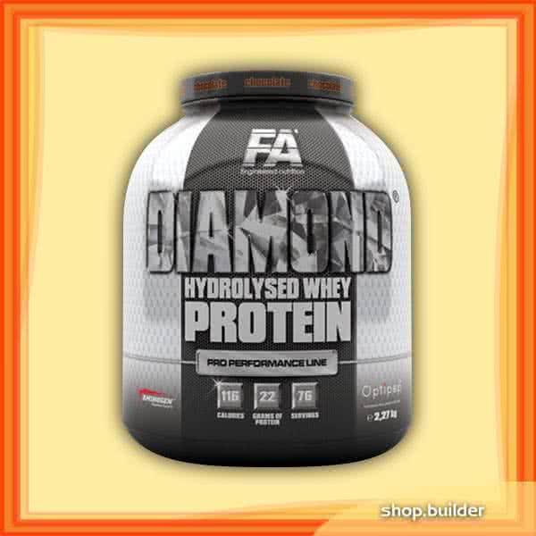 Fitness Authority Diamond Hydrolised Whey Protein 2,27 kg