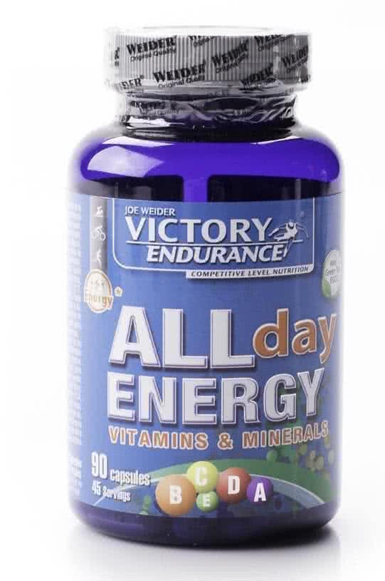 Weider Nutrition All Day Energy 90 kaps