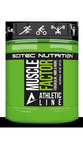 Scitec Nutrition Muscle Factor 150 kaps