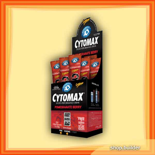 CytoSport CytoMax Sticks 24x25 g
