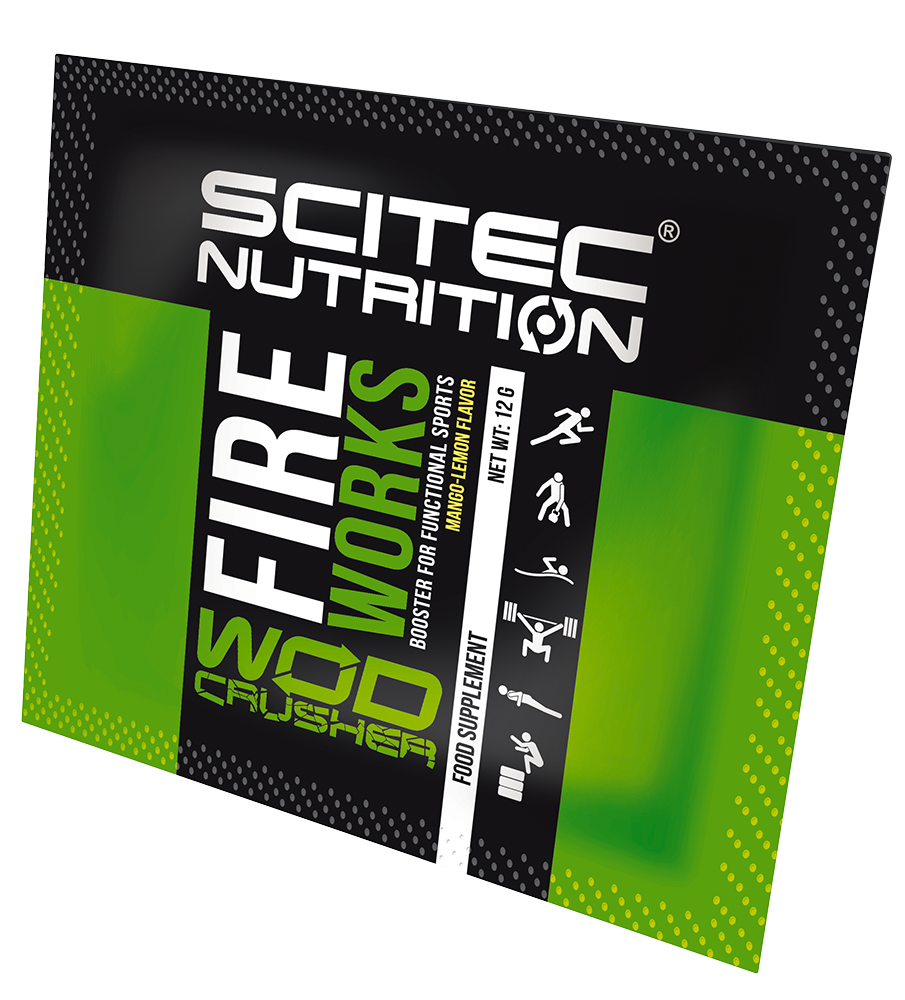 Scitec Nutrition WOD Crusher Fire Works 12 g