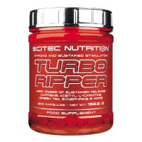 Scitec Nutrition Turbo Ripper (200 kaps)