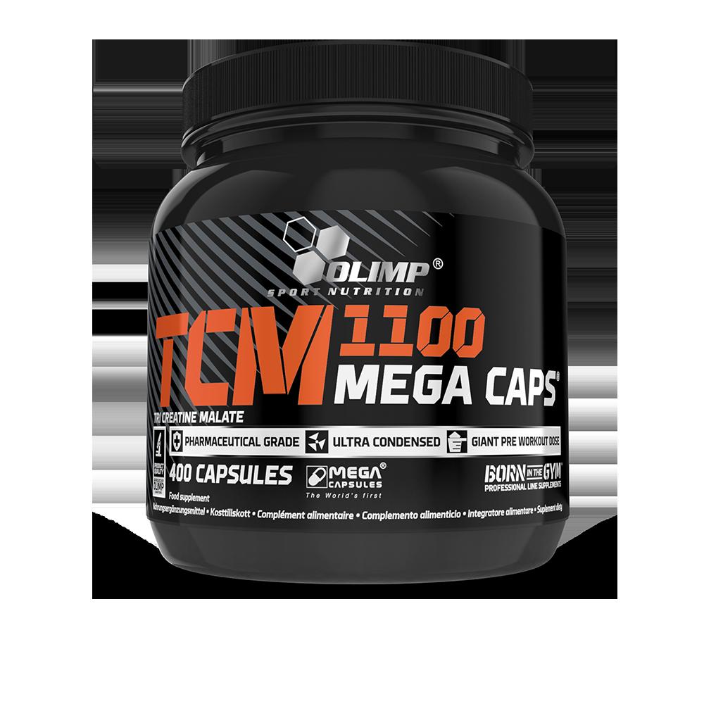Olimp Sport Nutrition TCM Mega Caps 400 kaps