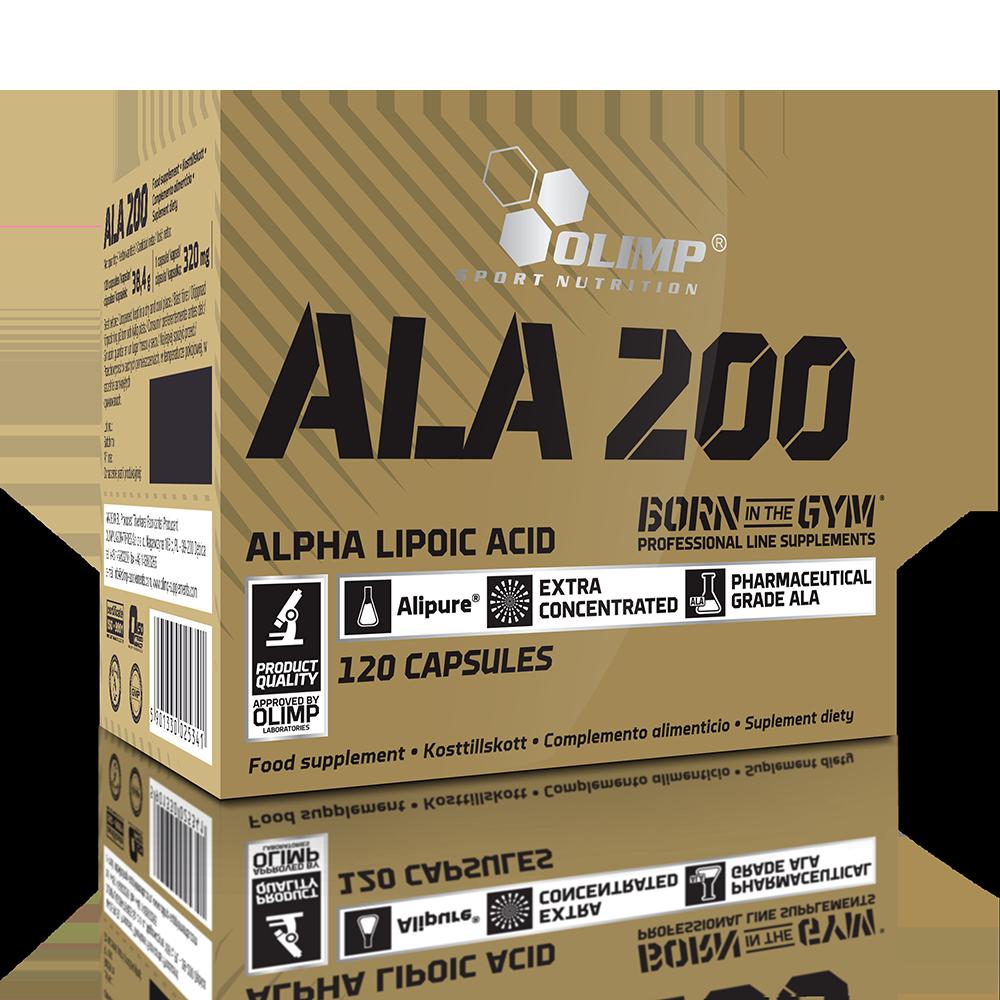 Olimp Sport Nutrition ALA 200 120 kaps