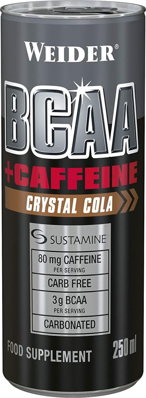 Weider Nutrition BCAA+Caffeine Drink 250 ml