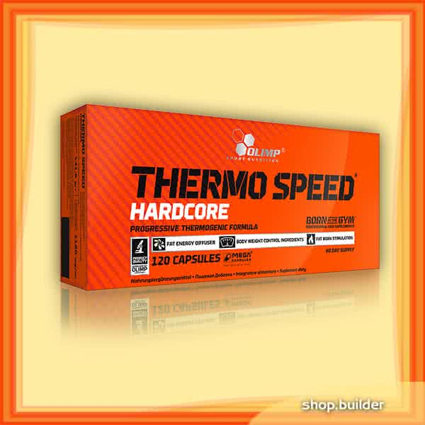 Olimp Sport Nutrition Thermo Speed Hardcore 120 kaps