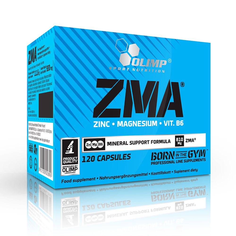 Olimp Sport Nutrition ZMA 120 kaps