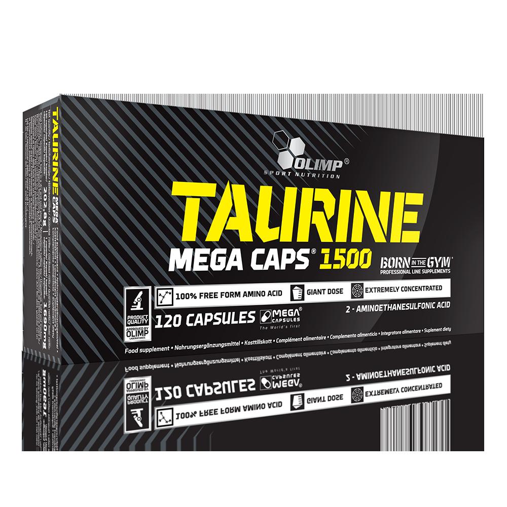 Olimp Sport Nutrition Taurine Mega Caps 120 kaps