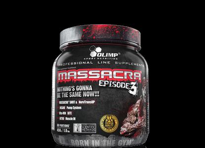 Olimp Sport Nutrition Massacra Episode 3 450 g