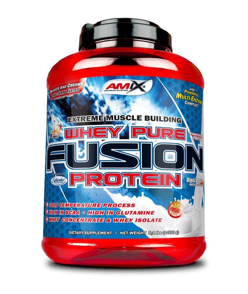 Amix Whey Pure Fusion Protein 2,3 kg