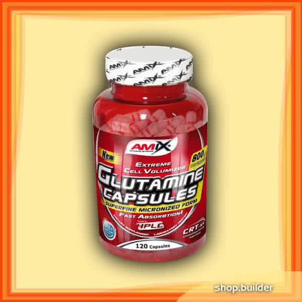 Amix L-Glutamine Caps 120 kaps