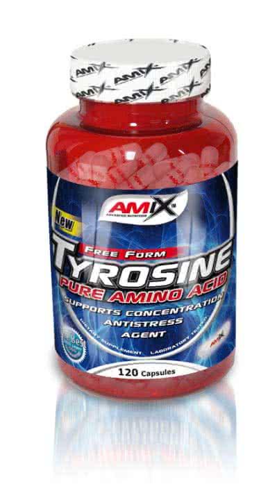Amix Tyrosine 120 kaps