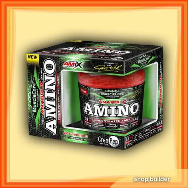 Amix Amino Tabs with CreaPep® 250 tbl.