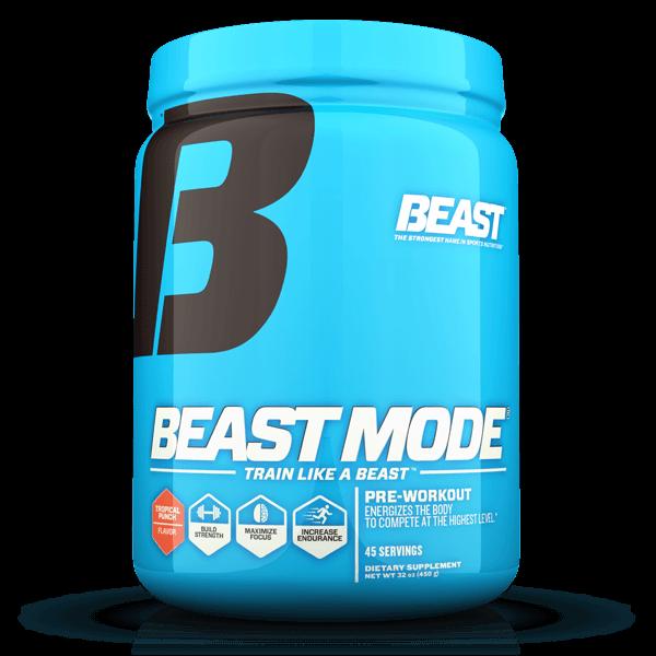 Beast Nutrition Beast Mode 650 g