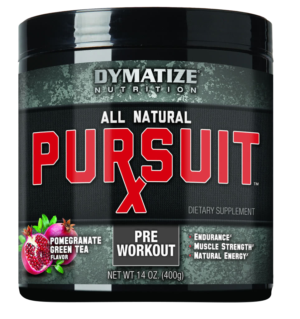 Dymatize Pursuit RX Pre-Workout 400 g