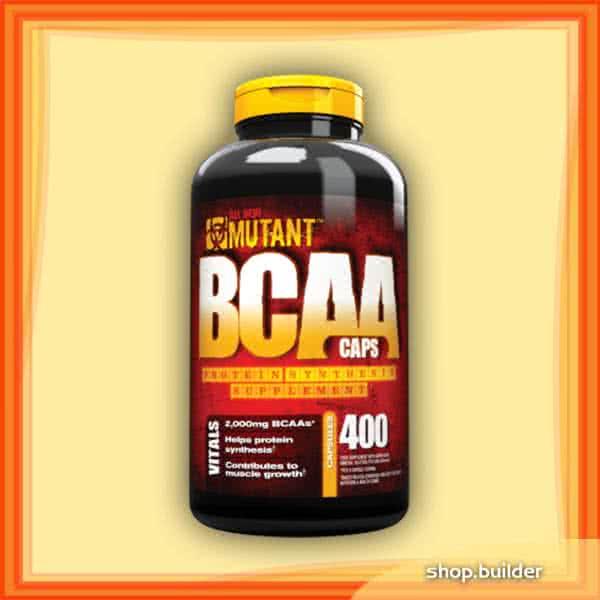 Mutant BCAA 400 kaps