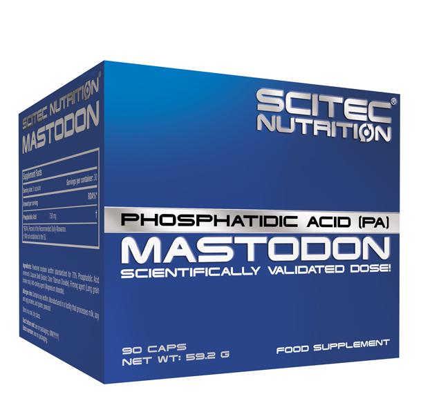 Scitec Nutrition Mastodon 90 kaps