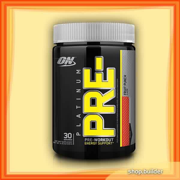 Optimum Nutrition Platinum PRE 300 g