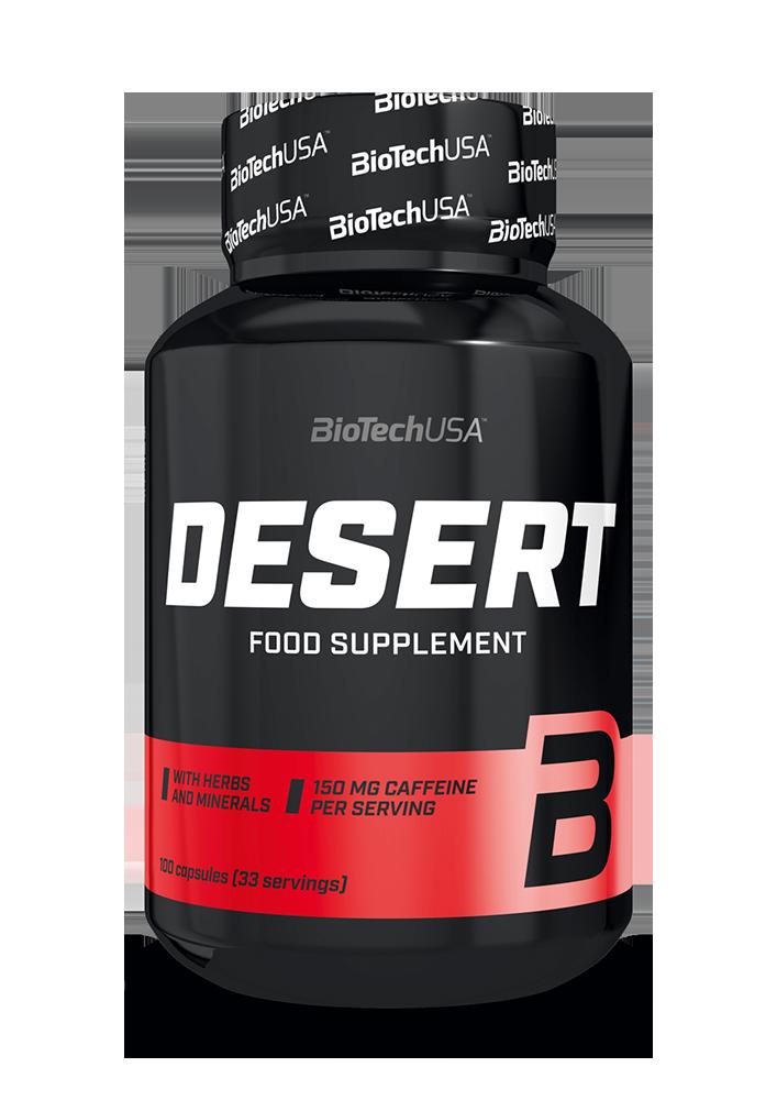 BioTech USA Desert 100 kaps