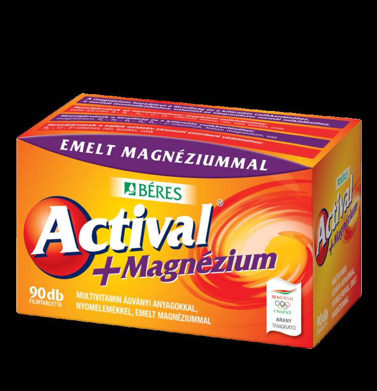 Beres Actival + Magnesium 90 tbl.