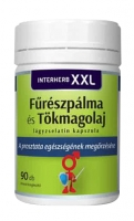 Interherb XXL Saw Palmetto and Pumpkin Seed Oil Caps (90 kaps)