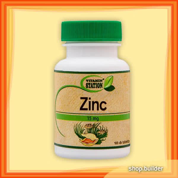 Vitamin Station Zinc 100 tbl.