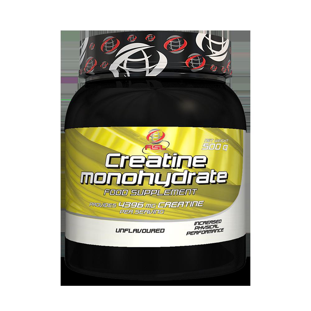 AllSports Labs Creatine Monohydrate 500 g