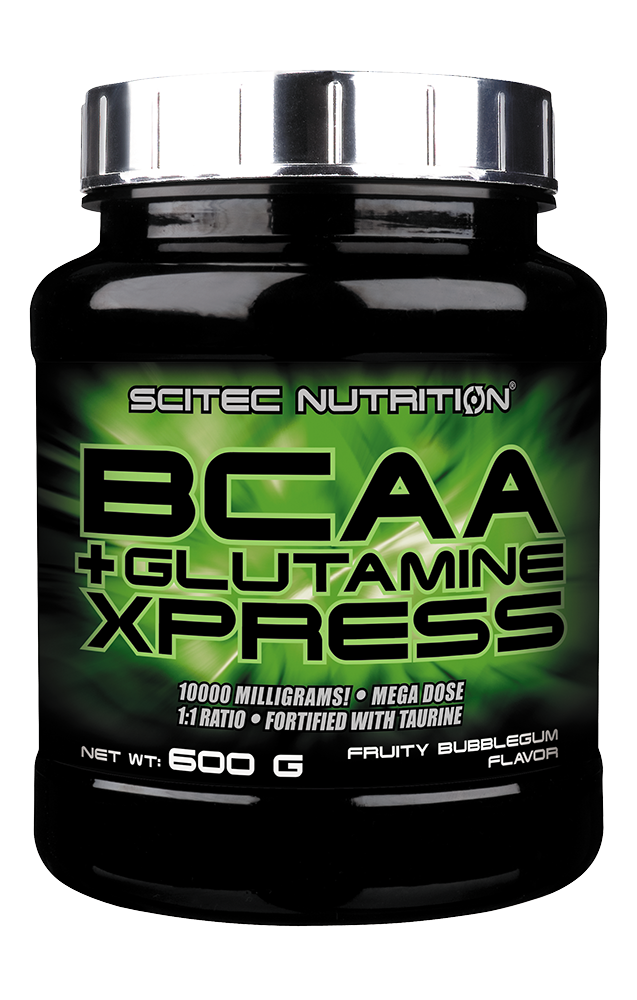 Scitec Nutrition BCAA + Glutamine Xpress 600 g