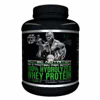 Scitec Nutrition 100% Hydrolyzed Whey Protein (2,03 kg)