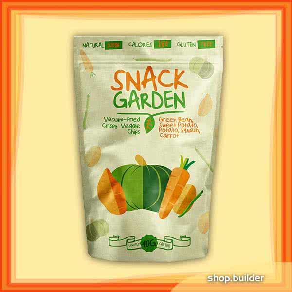 Další produkty Snack Garden Veggie Mix 40 g
