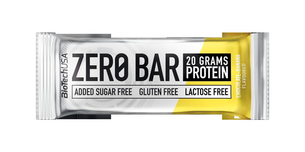 BioTech USA Zero Bar 50 g
