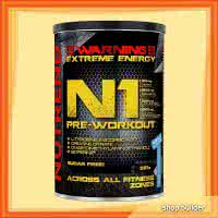 Nutrend N1 Pre-Workout Booster (510 g)