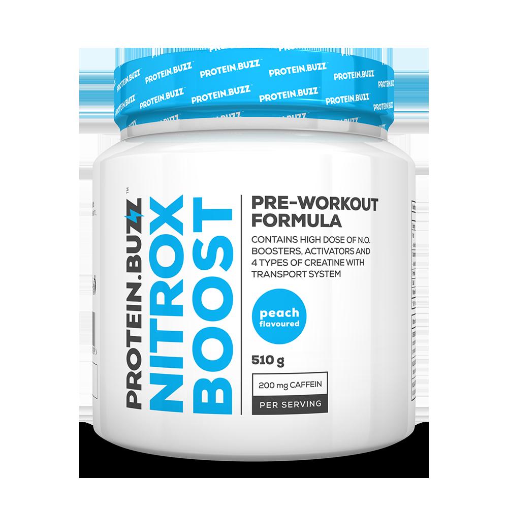 Protein Buzz Nitrox Boost 510 g